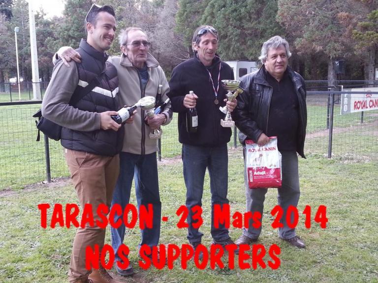 Tarascon - Supporters