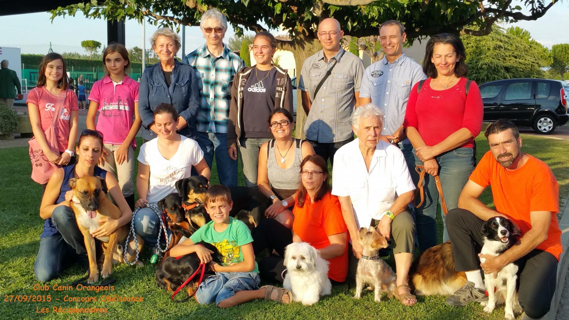 club canin orangeois